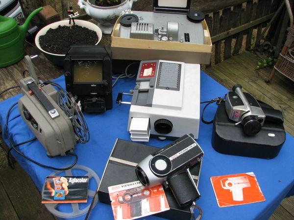 Super 8 Film Camera Bauer