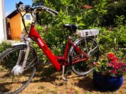 MEGA - E-Bike Damen City E-Bike
