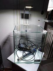 Kleines Aquarium neuwertig ca ein