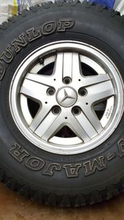 Felgen Mercedes GD