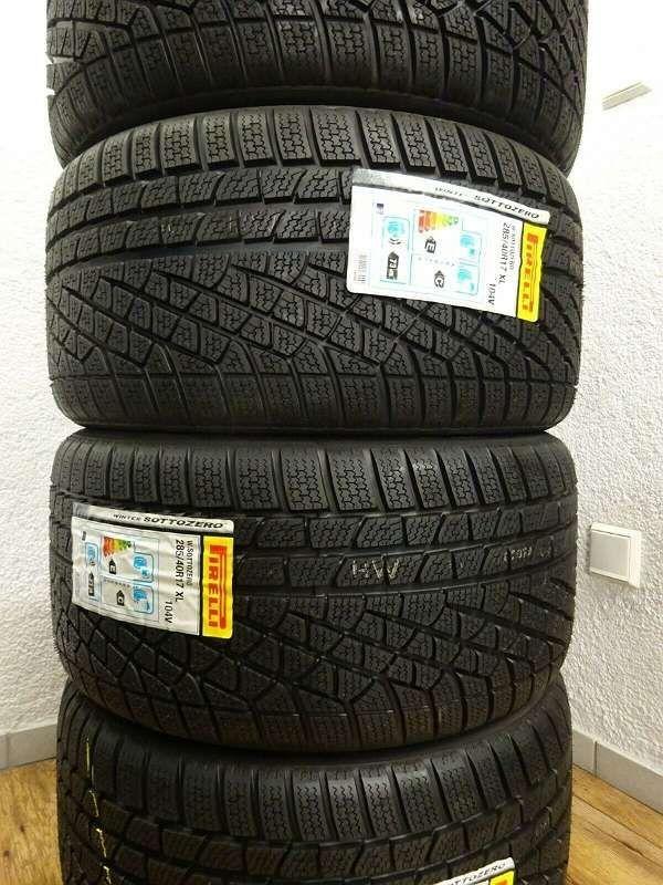 4x winterreifen Pirelli W240 Sottozero