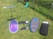 KiteWake Foil Set von LF
