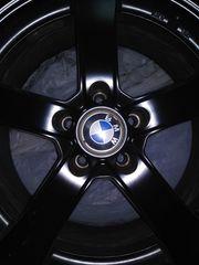 BMW Felgen 18 Zoll schwarz