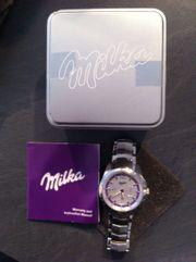 Chronograph Milka neu selten