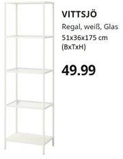 IKEA Regal 51x36x175 cm FP