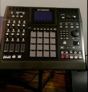 AKAI MPC 5000 top zustand