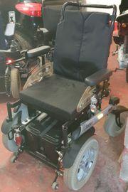 Elektro Rollstuhl von Otto Bock