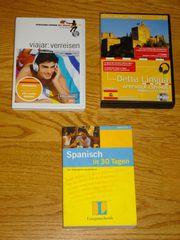 SPRACHKURS SPANISCH ÜBUNGS-SET LERN-SET CD