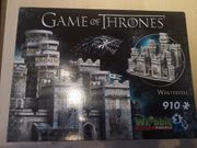 winterfell 3D puzzle