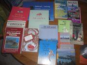 Reisebücher Sammlung der 100jährige Möve