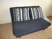 Verkaufe Couch mit Schlafsofa - Funktion