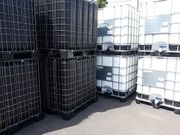 Wassertanks 1000 l IBC Container