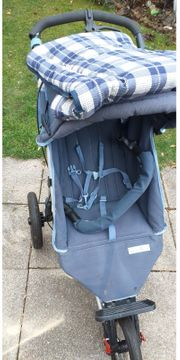 Buggy Jogger Dreirad Kleinkindgerecht