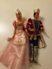 Rapunzel Barbie mit Prinz und
