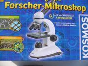 Kosmos - Dasgroße Forscher-Mikroskop