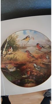 Tirschenreuth Vogelteller 26 cm