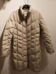 GEOX wintermantel beige 38