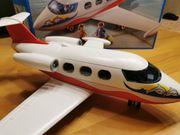 Weihnachtsgeschenk Playmobil Flugzeug Ferienflieger