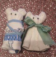 Handtuchtorte Mini Teddy