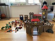 Große Löwenritterburg 4865 von Playmobil