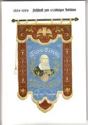 Frankfurt Nieder-Eschbach Festschrift Turnverein 1894 -