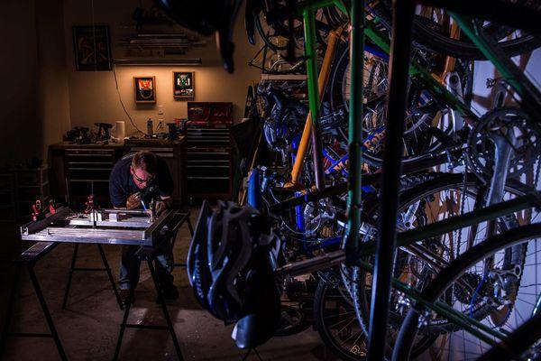 Umbau Ihres Fahrrads zu einem