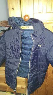 Beidseitige Winter Jacke