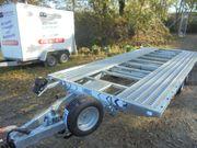 Lorries PL 27-4521 Autotransporter Kippbar