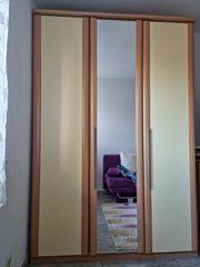 Komplettes Schlafzimmer inklusive Lattenrost und