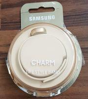 Samsung CHARM Fitnesstracker Farbe gold