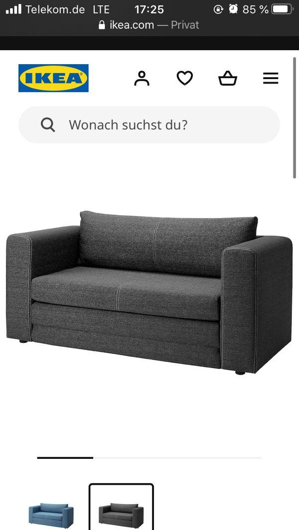 Schlafsofa Grau Ikea Askeby In Kiel Ikea Mobel Kaufen Und Verkaufen Uber Private Kleinanzeigen