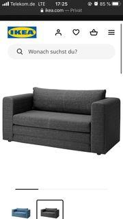 Schlafsofa grau IKEA Askeby