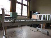 Pflegebett mit elektrischer Steuerung - gebraucht