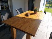 Voll Holz Eiche Tisch