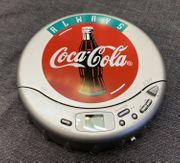 Seltener Coca-Cola Personal Cd Player