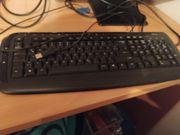 Trust Blackstream Tastatur USB