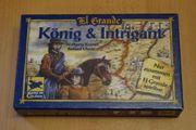 Brettspiel El Grande - König Intrigant