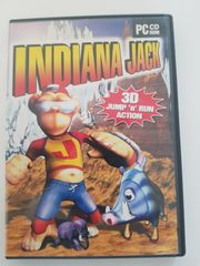 PC DVD-Rom Spiel Indiana Jack