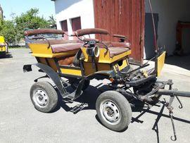 Verkaufe Kutsche: Kleinanzeigen aus Schwabach - Rubrik Zubehör Reit-/Pferdesport