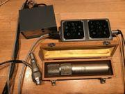AKG C-24 vintage stereo tube