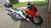 motorrad honda cbr 600 pc