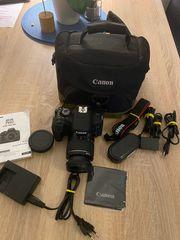 Canon EOS 750d Spiegelreflexkamera DSLR