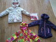 Kleiderpaket Mädchen Winterjacken Schnee- Matschhose