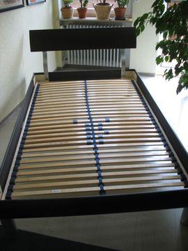 Betten - Bett 120x200 mit Lattenrost und