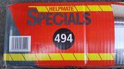 Helpmate Specials 494 Garagenhalter