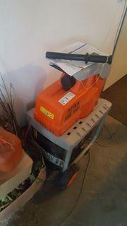 Elektro-Messerhäcksler ATIKA