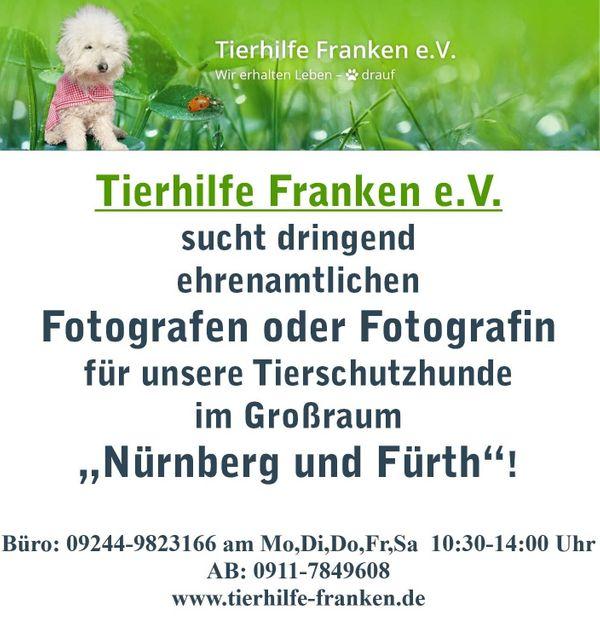 Fotograf in gesucht