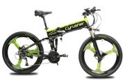 Electric Mountain Bike Full Suspension