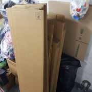 ca 55 NEUE Kartons zu