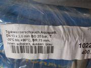 Trinkwasserschlauch originalverpackt